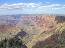 Abajo del Colorado Fotografía de archivo
