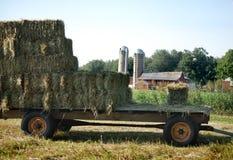 Abajo en la granja Imagen de archivo