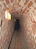 Abajo escaleras Imagen de archivo libre de regalías