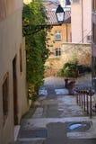 Abajo a Santo-Jean Foto de archivo libre de regalías