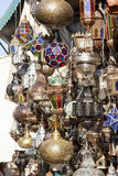 Abajures marroquinos Foto de Stock Royalty Free