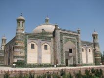 Abakh Khoja gravvalv i Kashgar Arkivfoton