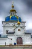 Abalak-Klosterehrenikone Mutter-Gott-Zeichen Tobolsk-Diözese Stockbilder