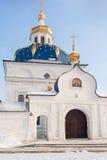 Abalak. Temple sacré de Znamensky Photos libres de droits