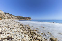 Abalone Cove Shoreline Park in California Stock Photography