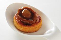 Abalone muffin Stock Image