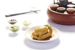 abalones kinesisk kokkonst Arkivfoto