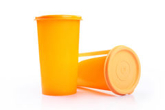Abanador plástico Fotografia de Stock