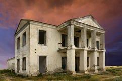 abandened domowy stary Zdjęcie Stock