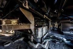 Abandoened Anthracite Coal Breaker - Pennsylvania Royalty Free Stock Image