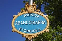 Abandoibarra Photos stock