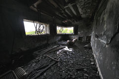 Abandon house Royalty Free Stock Image