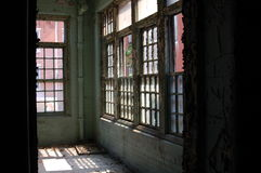 Abandon State Hospital Royalty Free Stock Images