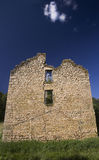 Abandon Stone Building Royalty Free Stock Photography