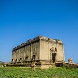Abandon temple. Wat Wangwiwekaram in Sangkhlaburi , Kanchanaburi, Thailand royalty free stock photos