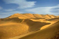 Abandona la duna Imagen de archivo