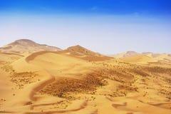 Abandona la duna Fotos de archivo