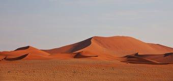 Abandona las dunas Imagen de archivo