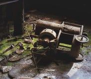 abandonado Imagenes de archivo