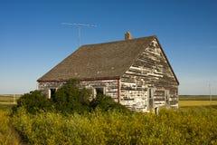 Abandonado a casa Fotografía de archivo