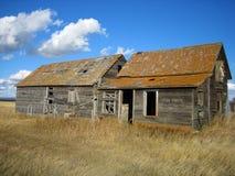 Abandonado a casa Fotos de archivo