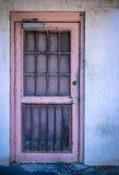 Abandonado a casa Imágenes de archivo libres de regalías
