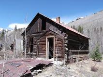 Abandonado a casa Foto de archivo