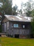 Abandonado a casa Imagen de archivo