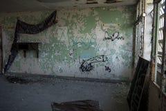 Abandonado construyendo 11 Foto de archivo