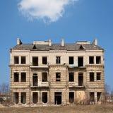 Abandonado dañado Imagenes de archivo
