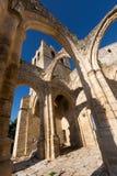 Abandonado de la iglesia de Santa Eulalia Imágenes de archivo libres de regalías