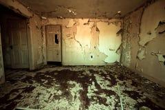 Abandonado em casa Foto de Stock Royalty Free