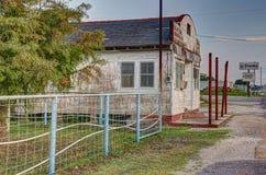 Abandonado en Luisiana Fotos de archivo libres de regalías