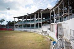 Abandonado para o estádio de basebol Fotos de Stock Royalty Free