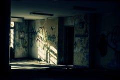 2 abandonados Foto de archivo libre de regalías