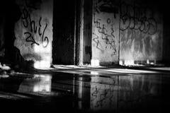 4 abandonados Fotografía de archivo