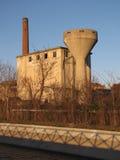 abandonated fabrik Royaltyfria Foton