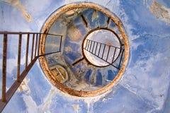 Abandonated wierza przy Rafut Fotografia Royalty Free