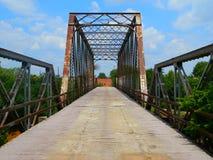 Abandond-Brücke Stockfotografie