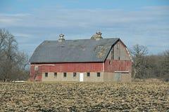 An Abandonded Barn Royalty Free Stock Photography