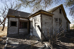 Abandonded house Stock Photo