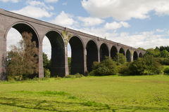 Abandonded viaduct Stock Photos