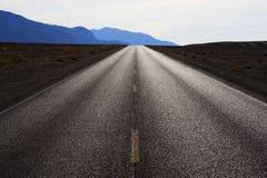 Abandone el camino Fotografía de archivo libre de regalías