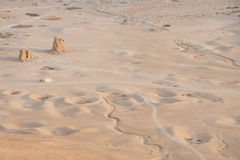 Abandone en Palmira Fotos de archivo libres de regalías