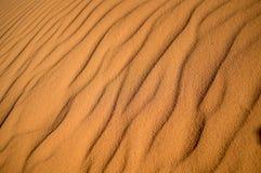Abandone la arena Fotos de archivo libres de regalías