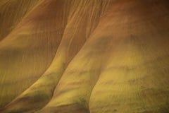 Abandone las formas y los colores, colinas pintadas, Oregon Imagen de archivo libre de regalías