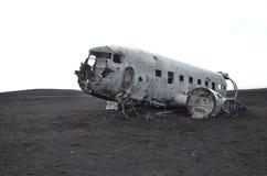 Abandoned, Accident, Aeroplane Royalty Free Stock Image