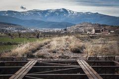 Abandoned  Alquife Mines Royalty Free Stock Images