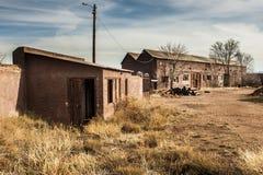 Abandoned  Alquife Mines Royalty Free Stock Photos