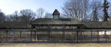 Free Abandoned Amusement Park Royalty Free Stock Images - 37567169